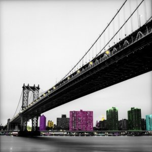 Anne Valverde - Manhattan Bridge